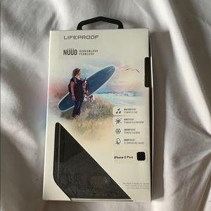 iPhone 8 Plus nüüd Lifeproof case